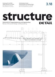 structure – published by DETAIL 3/2018