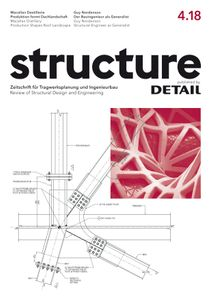 structure – published by DETAIL 4/2018