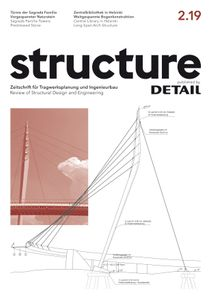 structure – published by DETAIL 2/2019