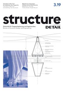 structure – published by DETAIL 3/2019