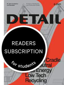 DETAIL readers subscription